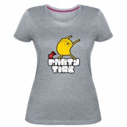 Жіноча стрейчева футболка Adventure time 2