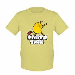 Дитяча футболка Adventure time 2