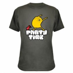 Камуфляжна футболка Adventure time 2