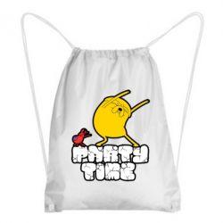 Рюкзак-мішок Adventure time 2