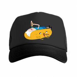 Купить Masha, Кепка-тракер Adventure time 4, FatLine