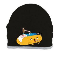 Шапка Adventure time 4