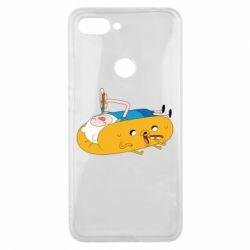 Чехол для Xiaomi Mi8 Lite Adventure time 4