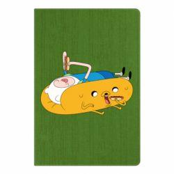 Блокнот А5 Adventure time 4