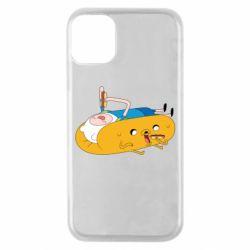Чехол для iPhone 11 Pro Adventure time 4