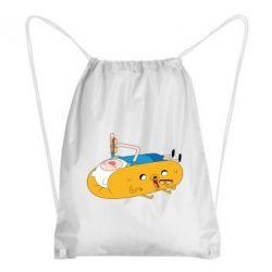 Рюкзак-мешок Adventure time 4