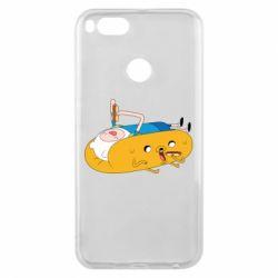 Чехол для Xiaomi Mi A1 Adventure time 4