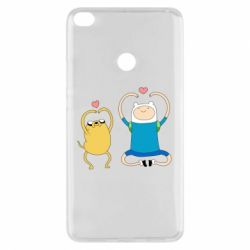 Чехол для Xiaomi Mi Max 2 Adventure time