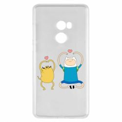 Чехол для Xiaomi Mi Mix 2 Adventure time