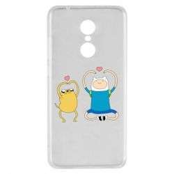 Чехол для Xiaomi Redmi 5 Adventure time
