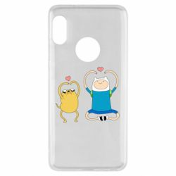Чехол для Xiaomi Redmi Note 5 Adventure time