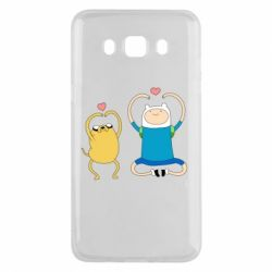 Чохол для Samsung J5 2016 Adventure time