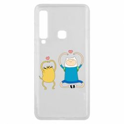 Чохол для Samsung A9 2018 Adventure time