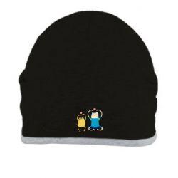 Шапка Adventure time