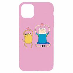 Чохол для iPhone 11 Pro Adventure time