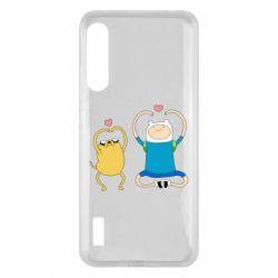Чохол для Xiaomi Mi A3 Adventure time