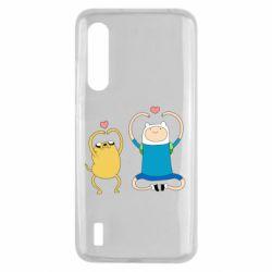 Чехол для Xiaomi Mi9 Lite Adventure time