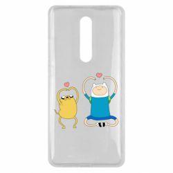 Чехол для Xiaomi Mi9T Adventure time