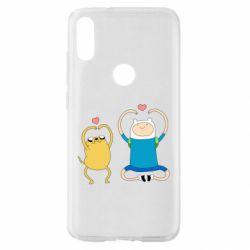 Чехол для Xiaomi Mi Play Adventure time