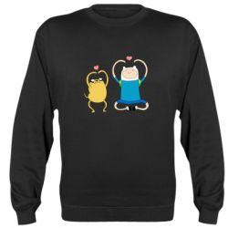 Реглан (світшот) Adventure time