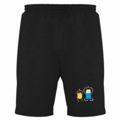 Чоловічі шорти Adventure time