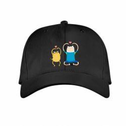 Дитяча кепка Adventure time