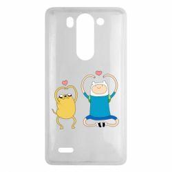 Чохол для Samsung A7 2017 Adventure time