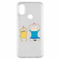 Чехол для Xiaomi Mi A2 Adventure time