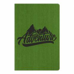 Блокнот А5 Adventures and mountains