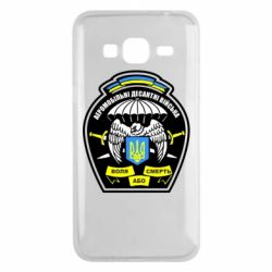 Чехол для Samsung J3 2016 Аеромобільні десантні війська