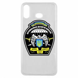 Чехол для Samsung A6s Аеромобільні десантні війська