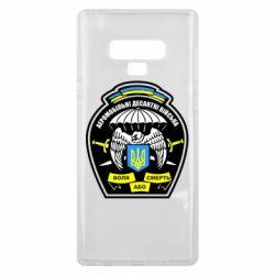 Чехол для Samsung Note 9 Аеромобільні десантні війська