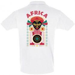 Купить Papurasx, Футболка Поло Африка, FatLine