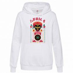 Купить Papurasx, Женская толстовка Африка, FatLine