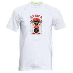Купить Papurasx, Мужская спортивная футболка Африка, FatLine