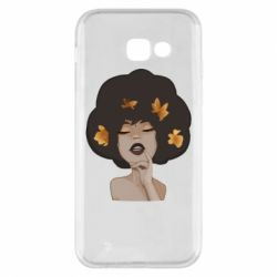 Чохол для Samsung A5 2017 Afro girl in autumn shades