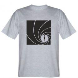 Мужская футболка Agent 007 - FatLine