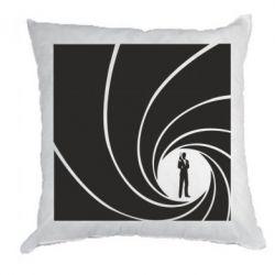 Подушка Agent 007 - FatLine