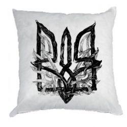 Подушка Air coat of arms