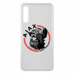 Чохол для Samsung A7 2018 Ajax лого