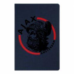 Блокнот А5 Ajax лого