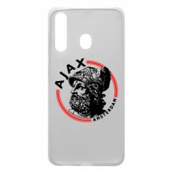 Чохол для Samsung A60 Ajax лого