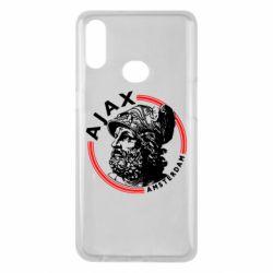 Чохол для Samsung A10s Ajax лого
