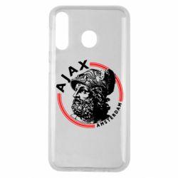Чохол для Samsung M30 Ajax лого