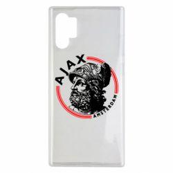 Чохол для Samsung Note 10 Plus Ajax лого