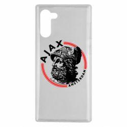 Чохол для Samsung Note 10 Ajax лого