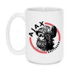 Кружка 420ml Ajax лого