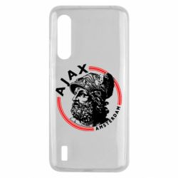 Чохол для Xiaomi Mi9 Lite Ajax лого