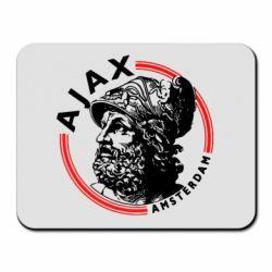 Килимок для миші Ajax лого