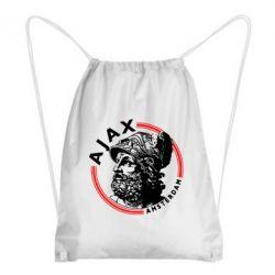 Рюкзак-мішок Ajax лого